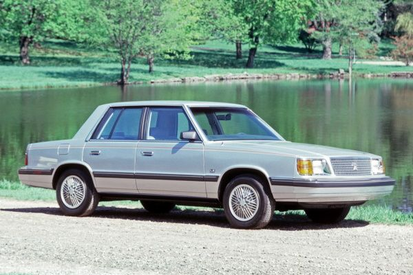 Plymouth Reliant K-body Facelift Limousine