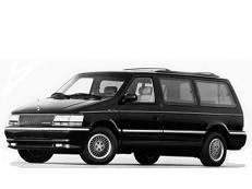 普利茅斯汽车 捷龙 II MPV