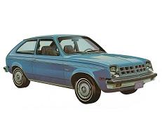 Pontiac 1000 иконка