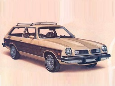 Pontiac 2000 H-body Estate