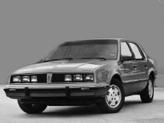 Pontiac 6000 Räder- und Reifenspezifikationensymbol