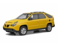庞蒂克汽车 Aztek 輪轂和輪胎參數icon