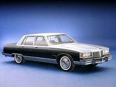 Pontiac Bonneville B-body Limousine