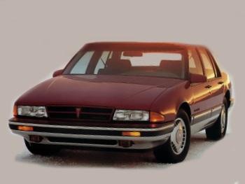 Pontiac Bonneville H-body I Limousine