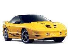 ícone de especificações de roda e pneus de Pontiac Firebird