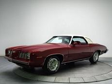 Pontiac Grand Am Räder- und Reifenspezifikationensymbol