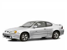 Pontiac Grand Am N-body Coupe