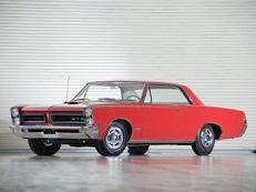 ícone de especificações de roda e pneus de Pontiac GTO