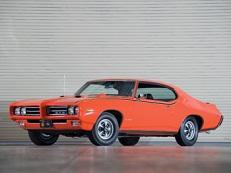 庞蒂克汽车 GTO 輪轂和輪胎參數icon