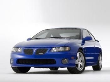 Pontiac GTO Räder- und Reifenspezifikationensymbol