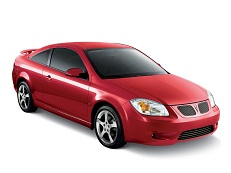 ícone de especificações de roda e pneus de Pontiac G5 Pursuit