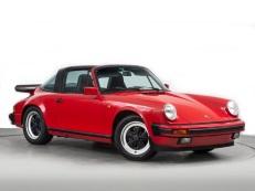 Porsche 911 Typ 930 Targa