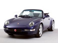 Porsche 911 Typ 993 Convertible