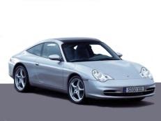 Porsche 911 Typ 996 Targa