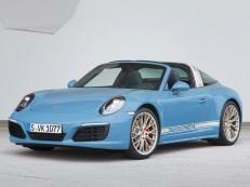 Porsche 911 Typ 991 Facelift Targa