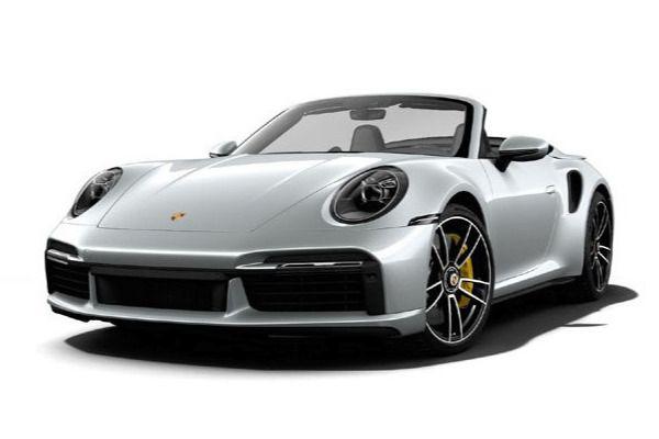 Porsche 911 Typ 992 Speedster