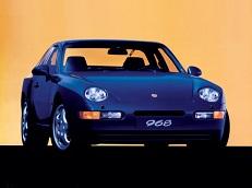 Porsche 968 иконка