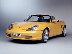 ícone de especificações de roda e pneus de Porsche Boxster