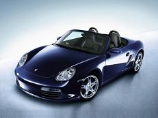 Porsche Boxster wheels and tires specs icon