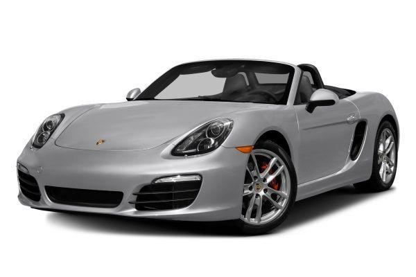 Porsche Boxster Räder- und Reifenspezifikationensymbol