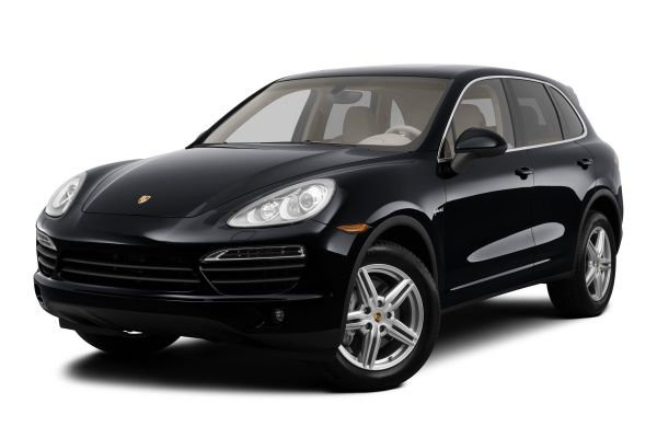Porsche Cayenne Räder- und Reifenspezifikationensymbol