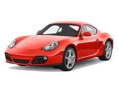 ícone de especificações de roda e pneus de Porsche Cayman