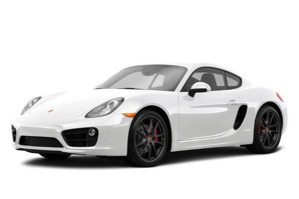 Porsche Cayman Räder- und Reifenspezifikationensymbol