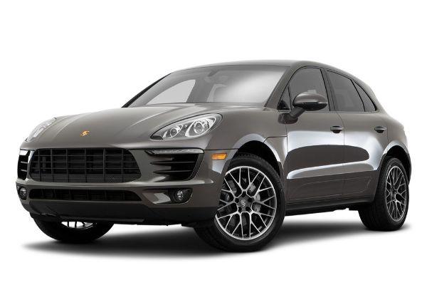 Porsche Macan Räder- und Reifenspezifikationensymbol