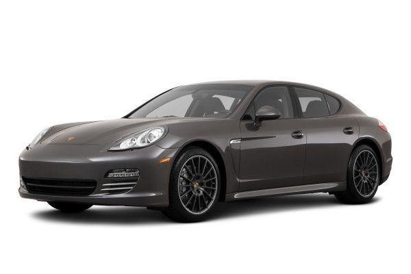 Porsche Panamera иконка