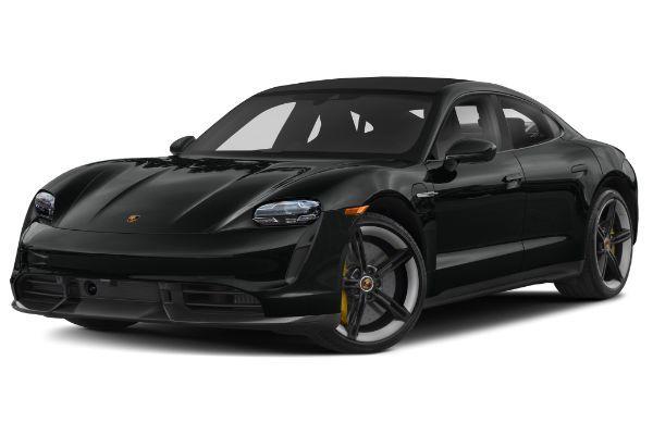 Porsche Taycan Räder- und Reifenspezifikationensymbol