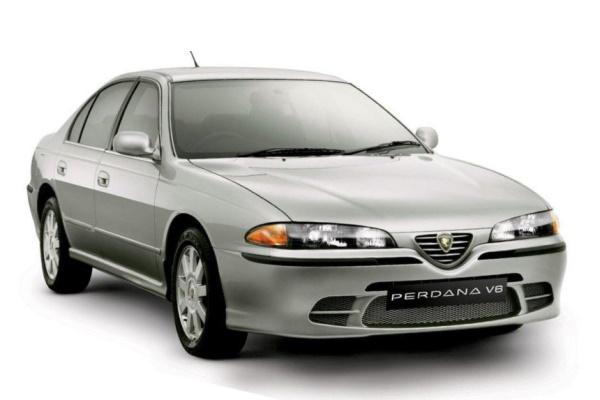 ícone de especificações de roda e pneus de Proton Perdana