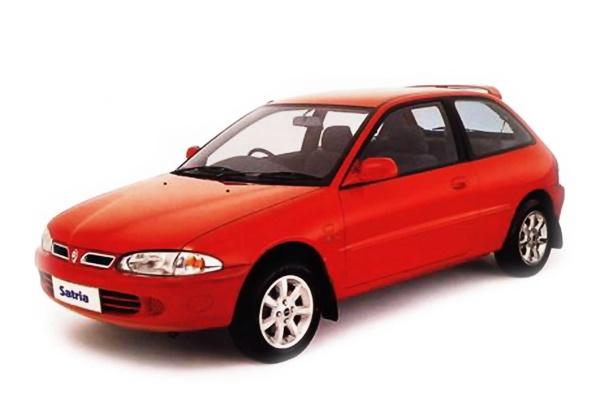 ícone de especificações de roda e pneus de Proton Satria