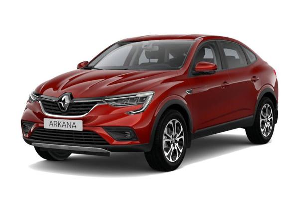 Renault Arkana wheels and tires specs icon