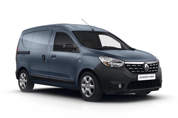 Renault Dokker I VAN