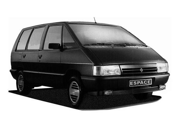 Renault Espace I (J11) MPV