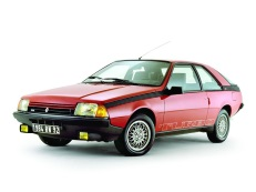 Renault Fuego wheels and tires specs icon