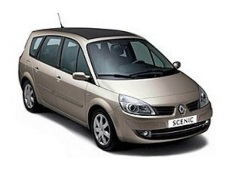 Renault Grand Scenic II (JM) Facelift MPV