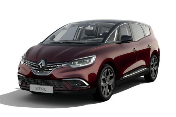 Renault Grand Scenic IV (R9) Facelift MPV