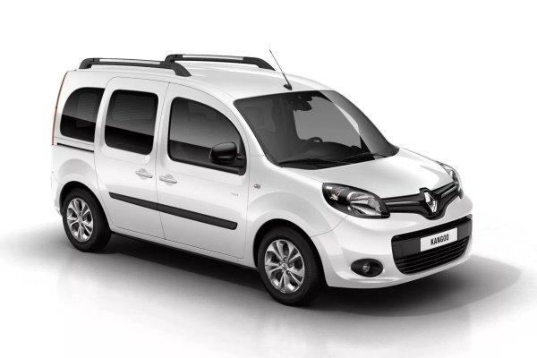 Renault Kangoo wheels and tires specs icon