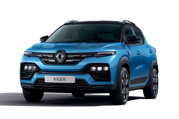 Renault Kiger wheels and tires specs icon