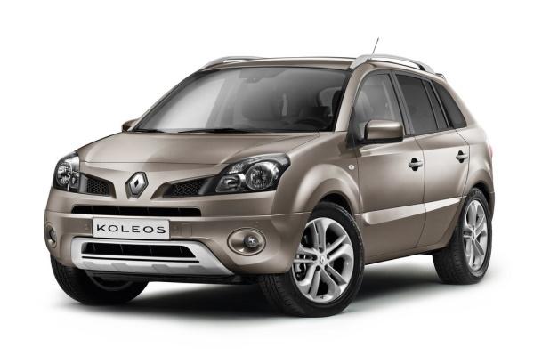 ícone de especificações de roda e pneus de Renault Koleos