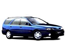 Renault Laguna wheels and tires specs icon