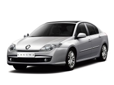 Renault Laguna III (X91) Liftback