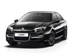 Renault Laguna III (X91) Facelift Liftback