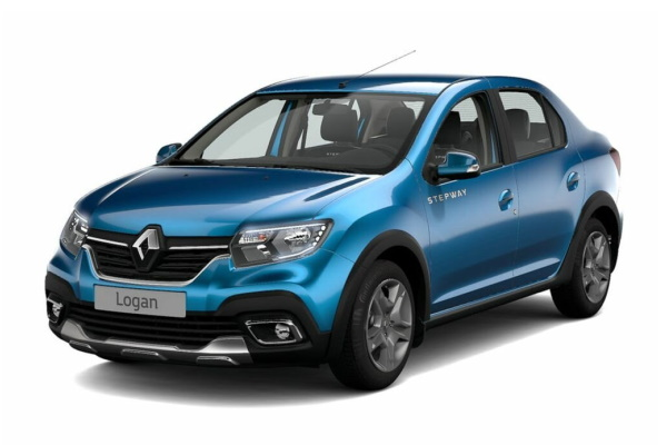 Renault Logan Stepway wheels and tires specs icon