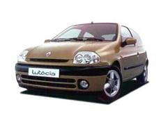Renault Lutecia wheels and tires specs icon