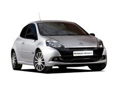 Renault Lutecia III (BR/CR) facelift Hatchback