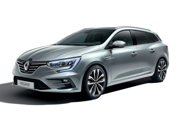 Автомобиль Renault Megane IV (9A) Facelift , год выпуска 2020 - 2022