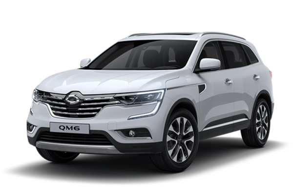 Renault Samsung QM6 wheels and tires specs icon