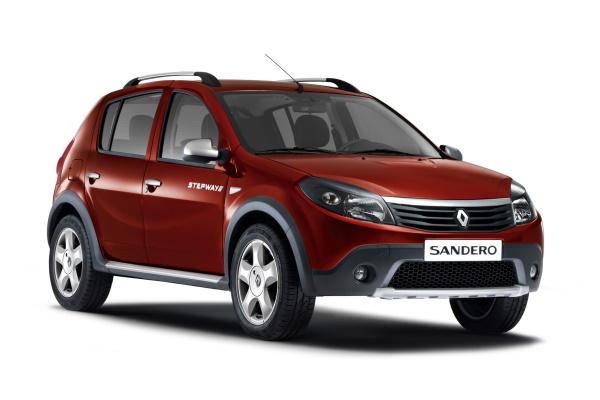 Renault Sandero Stepway I (BS) Hatchback